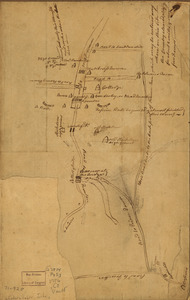 Plan of Princeton, Dec. 31, 1776