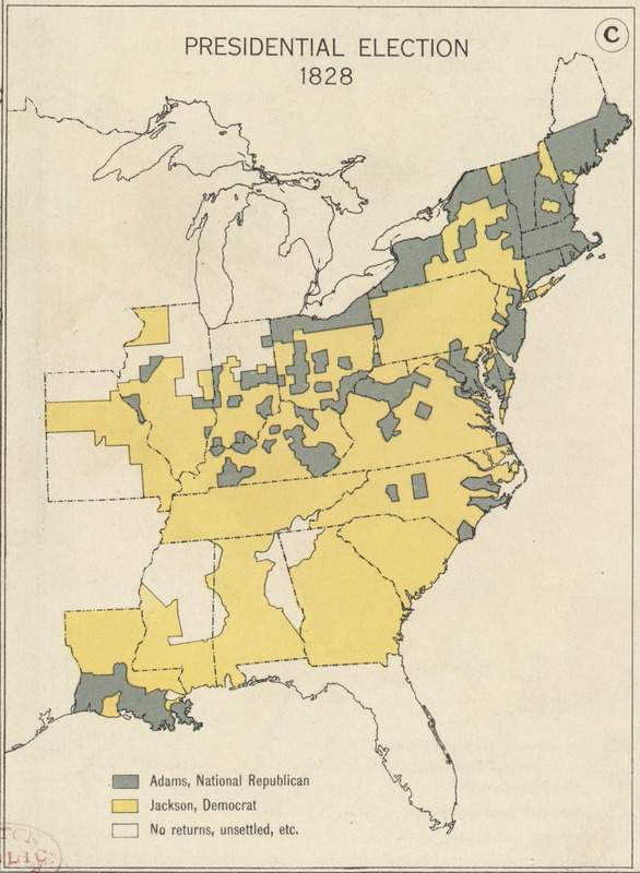 Presidential election 1828