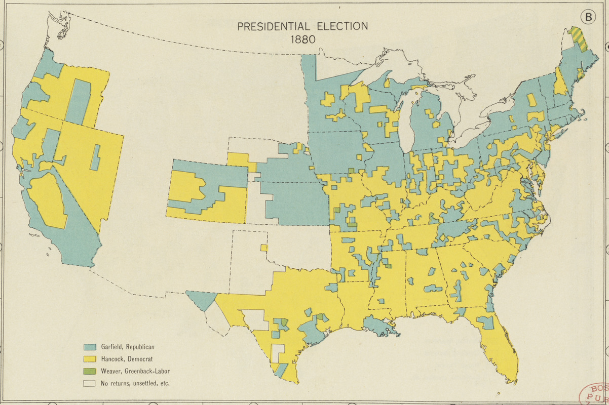 Presidential election 1880