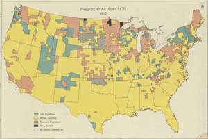 Presidential election 1912