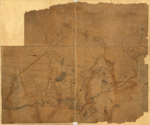 A Plan of the late Province of Main as far as Kennebeck River
