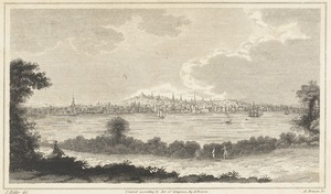 South east view of Boston