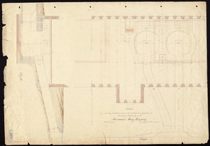 Disposition of wheel pits and pipes