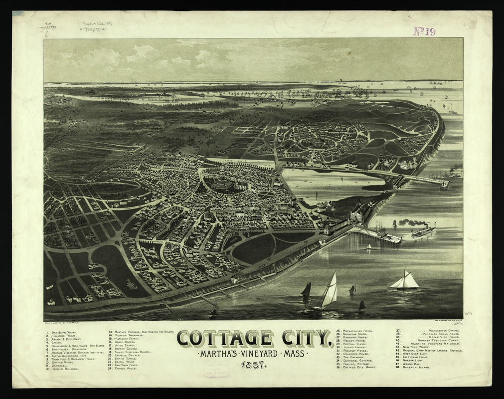 Cottage City, Martha's Vineyard, Mass