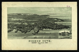 Pigeon Cove, Rockport, Essex County, Mass