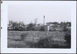 Plymouth Rubber Co. from Neponset St., Canton