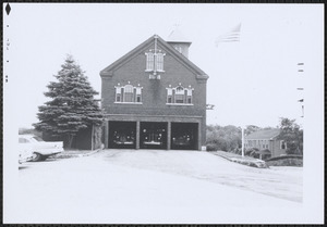 Central Fire Station, Canton