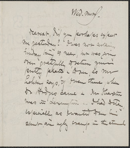 Celia Thaxter autograph letter signed to [Annie Fields]