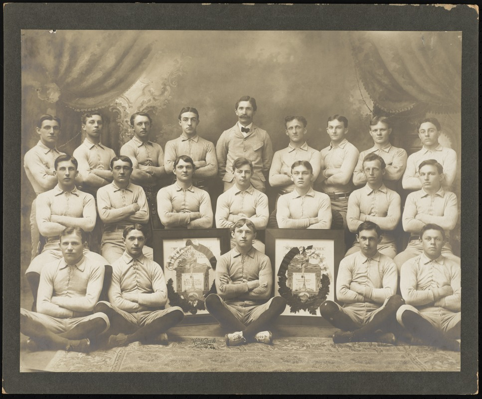 Group of Lawrence turners (turnverein)