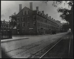 Corporation Housing, Canal Street east of Mill Street