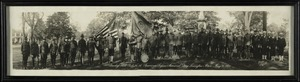 Stanley Hill Post, No. 38. American Legion Memorial Day. Lexington Mass. May 31,1920