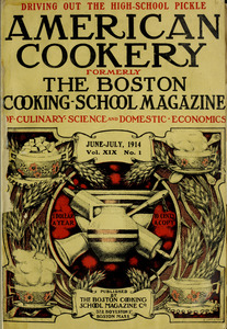 American cookery.
