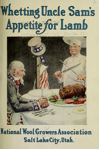 Whetting Uncle Sam's appetite for lamb.