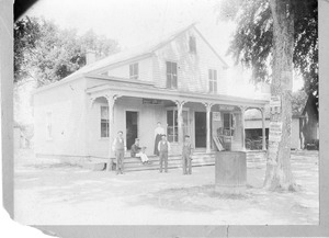 Gurney's Store and Post Office