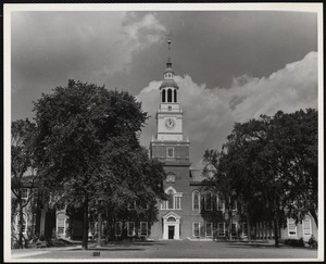 Baker Library - Dartmouth College