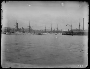 Ships in harbor no. 4
