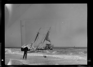 Arizona Sword wreck, Cape Cod Canal
