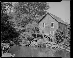 Brewster Mill at Stony Brook