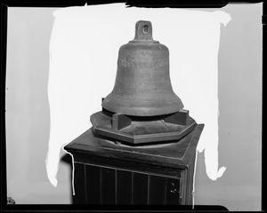 Bell at Barnstable Courthouse