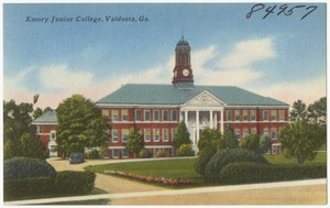 Emory Junior College, Valdosta, Ga.