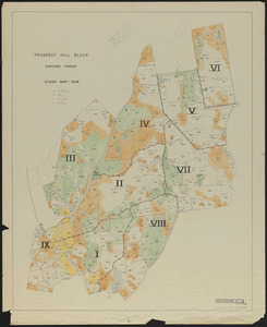 Prospect Hill Block, Open Land, Ponds and Unclassified
