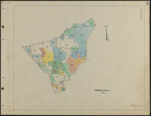 Prospect Hill I Stand Map 1937