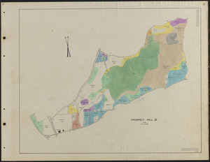 Prospect Hill II 1938 Stand Map