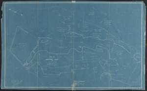 Plan of Adams lot and other land