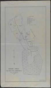 Type and reproduction cutting map of TS IX 1934