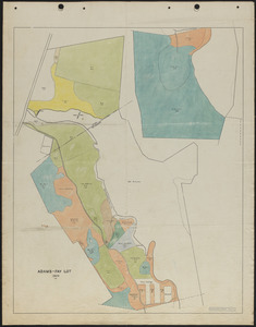 Adams-Fay Lot (TS IX) 1929 stand map