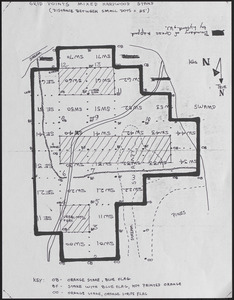 Lyford Grid Map with Points