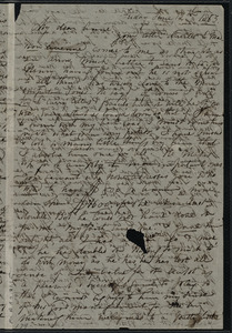 Letter from Maria Weston Chapman, [New York], to Anne Greene Chapman Dicey, Friday, June 12th, 1863