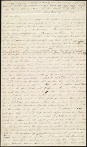 Letter from Abby Kelley Foster, Seneca Falls, [NY], to Maria Weston Chapman, Aug. 12, 1843