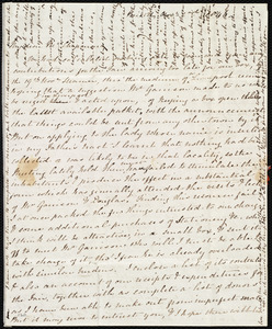 Letter from Mary Anne Estlin, Bristol, [England], to Maria Weston Chapman, Nov. 2nd, 1846