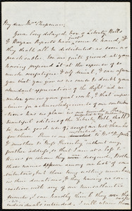 Letter from Mary Anne Estlin, Bristol, [England], to Maria Weston Chapman, April 2, 1847