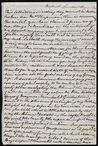 Letter from Mary Anne Estlin, Biebrich, [Germany], to Maria Weston Chapman, Sunday, Aug. [11-15], 1850