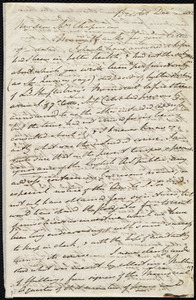 Letter from John Bishop Estlin, Bristol, [England], to Maria Weston Chapman, Dec. 1852