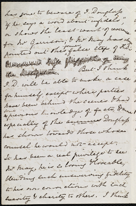 Letter from Mary Anne Estlin, Durdham Down, Bristol, [England], to Maria Weston Chapman, Oct. 20, 1859