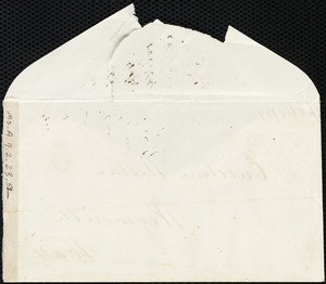 Letter from Joseph Ricketson, New Bedford, [Mass.], to Caroline Weston, 10th month 17th [day] 1847
