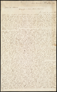 Letter from Thomas Sturge, New Kent Road, [London?, England], to Henry Grafton Chapman and Maria Weston Chapman, 5th [day] of 4th mo[nth] 1841