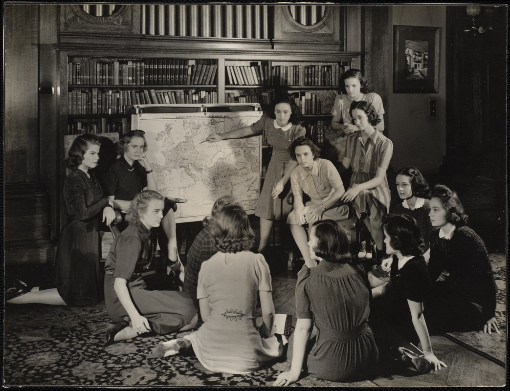 World Affairs Club, 1939-1940