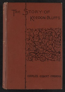 The story of Keedon Bluffs [Front cover]