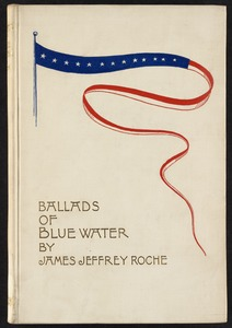 Ballads of blue water [Front cover]