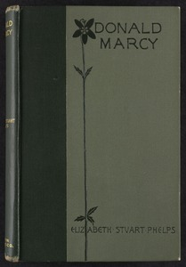 Donald Marcy [Front cover]