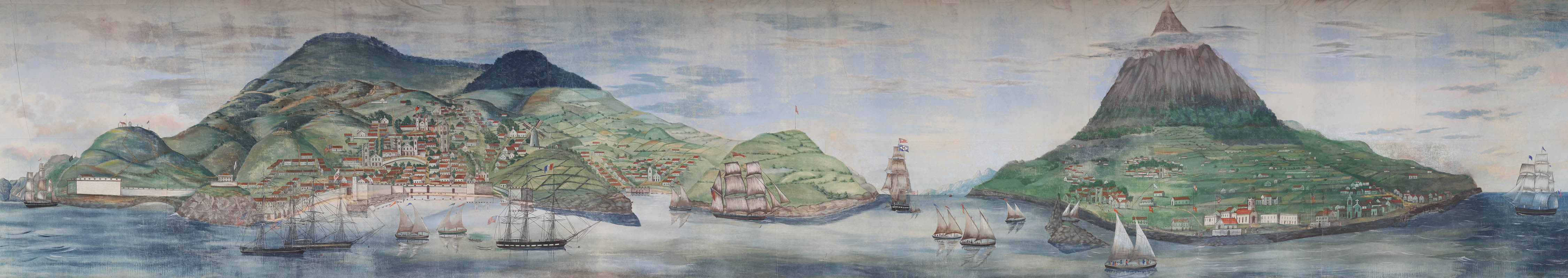 The grand panorama of a whaling voyage 'round the world