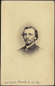 1st Lieut Albert E. Smith