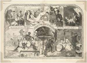 Thanksgiving Day, 1860.--The two great classes of society