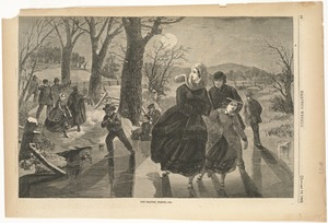 The skating season--1862