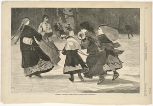 """Winter""--A skating scene"