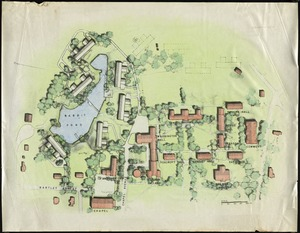 Plan for the area around Rabbit Pond